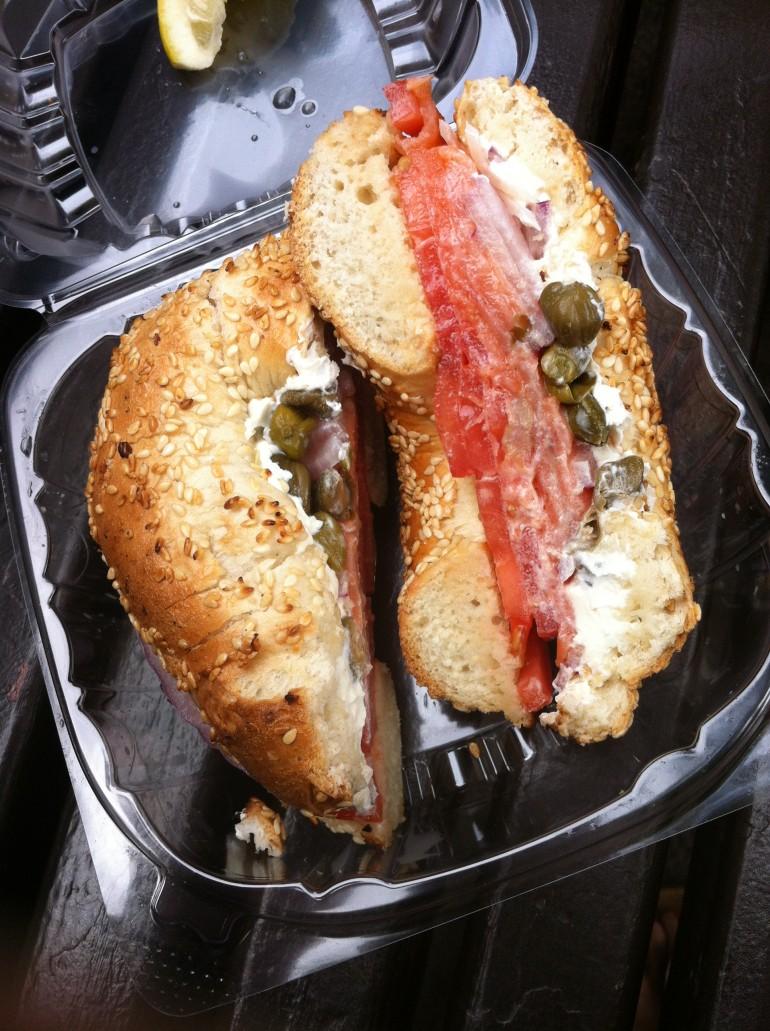sesame-bagel-sandwich