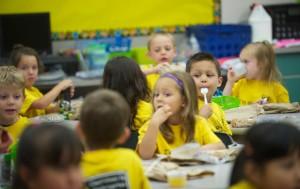Bagels for kindergartens