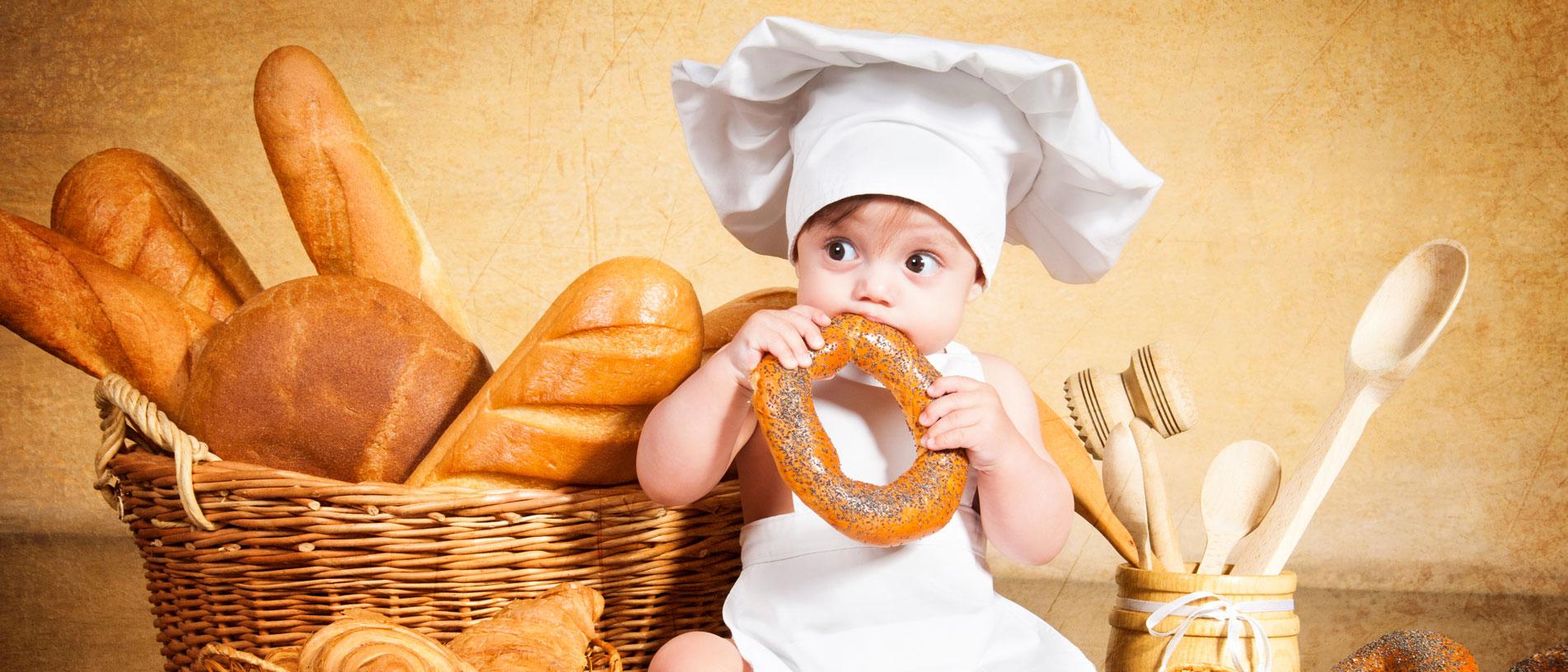 Para niños y mayores, para desayuno, almuerzo o cena