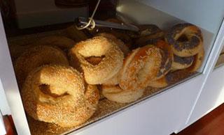Venta de bagels